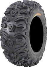 Set of (2) Kenda 27-11-12 Bear Claw ATV UTV BearClaw 8 ply Radial HTR K587 Tires