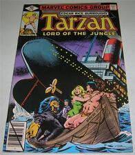 "TARZAN #29 (Marvel Comics 1979) LAST ISSUE! (FN+) ""RARE"" Whitman Diamond Copy!"