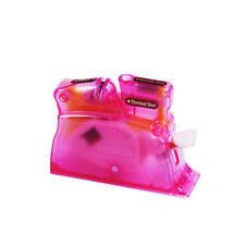 Clover Needle Threader Desk Pink   304073