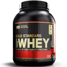 Optimum Nutrition Gold Standard 100% Whey Protein 2.27kg  FREE TRACKED NEXT DAY!