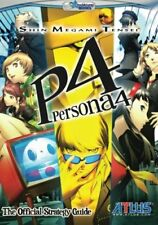 Shin Megami Tensei Persona 4 The Official Strategy Guide
