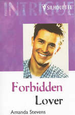 Stevens, Amanda, Forbidden Lover (Intrigue), Mass Market Paperback, Very Good Bo