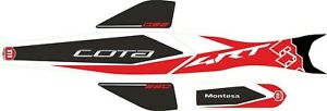Montesa  4RT  2018 style  Decal Set For All Years Of 4RT's