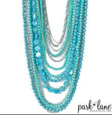 Park Lane Jewelry Fountain Bleu Necklace - NWT