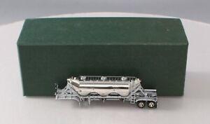 Classic Mint 14021 BRASS HO Scale (1/87) Heil 1040 Dry Bulk Trailer (Plated) EX
