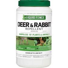 Liquid Fence 2 lb. Deer and Rabbit Repellent Granules