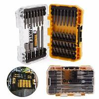 Dewalt DT70702 40 Piece Impact Screwdriver Bit Set + Tough Case Fits TStak