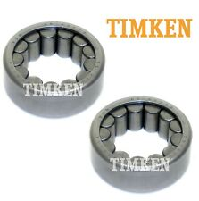 For Buick Chevy GMC Hummer Pair Set of Rear Cylindrical Wheel Bearings Timken