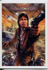 Battlestar Galactica Colonial Warriors Artifex Chase Card S3