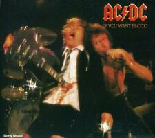 AC/DC - If You Want Blood You've Got It (NEW CD)