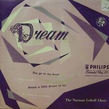 "The Norman Luboff Choir(7"" Vinyl P/S)Dream-Philips-BBE 12110-UK-VG/VG"