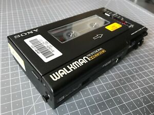 RARE Sony Walkman WM-D6C - Absolutely Stunning - Ex BBC - Hardly Used - Warranty