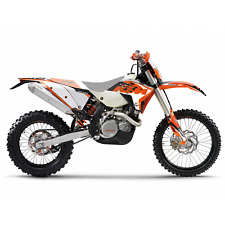 KTM EXC SX SXF DREAM 4 GRAPHICS KIT 08-11 125 250 300 350 450