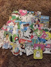 50Pcs Random Cat Vinyl Decal Graffiti Stickers Bomb Laptop Waterproof Stickers