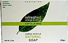 Lemon Myrtle Natural Soap Bar, Tea Tree Therapy, 3.5 oz