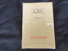 RARE VINTAGE JOYA COLONIA MYRURGIA CELLOPHANE SEALED ORIGINAL BOXED