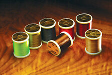 Danville 70 Denier 200 yds 6/0 Flymaster Waxed Synthetic Thread - All Colors