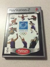 Athens 2004 Sony PlayStation 2 Console Game PAL PS2