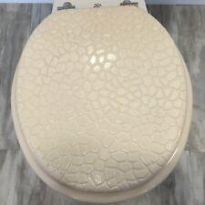 Molded Non-Slip Round Toilet Seat