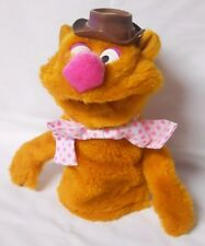 VINTAGE! 1979 Fisher Price Muppets Hand Puppet-Fozzie Bear #861