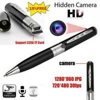 HD Camcorder Pen Mini DVR Camera/Video/Sound Recorder Cam Home Hidden C5P5