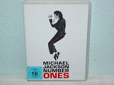 "*****DVD-MICHAEL JACKSON""NUMBER ONES""-2003 Epic Records*****"