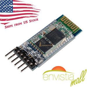HC-05 Bluetooth Wireless RS-232 Master / Slave RF Transceiver Module for Arduino