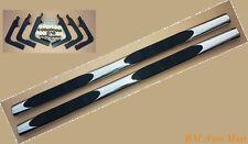 2005 - 2015 Mitsubishi L200 Aluminium Side Running Boards Bar Steps  -M37
