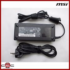 Caricabatterie ORIGINAL MSI Charger Netzteil 19V / 6,32A / 5,5 2,5 ADP-120ZB BB
