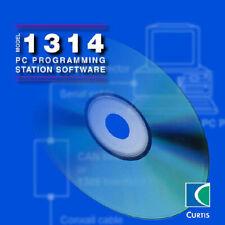 Curtis® Model 1314-4402 OEM Level PC Programming Station Software - Version 4