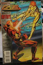 Psi-Lords JUN No. 10  Mutiny!  Valiant Comics