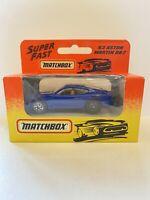 Matchbox Superfast #63 Aston Martin DB7 - Unopened (1995) In Blue