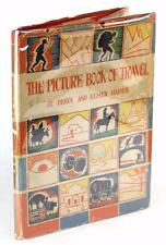 Berta & Elmer Hader 1928 The Picture Book of Travel The Story of Transportation