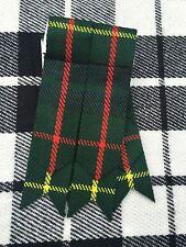 Scottish Highland Kilt Sock Flashes Hunting Stewart Tartan/Kilt Hose flashes