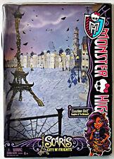 Monster High Poupée Clawdeen Wolf Scaris-Boîte d'origine SEULE