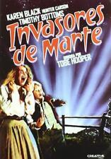 Invasores de Marte - Invasores de Marte 1986