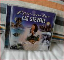 "Cat Stevens/Best of Fast Freepost ""Remembering"" CD Morning Has Broken Father&Son"