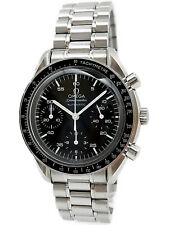 OMEGA Speedmaster Chronograph Automatic Watch 3510.50 w/Box Serviced on July