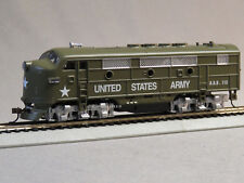MRC MODEL POWER HO MISSILE FORCE DIESEL LOCOMOTIVE ENGINE US Army 1068-E NEW