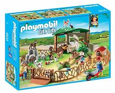 BNIB Playmobil 6635 ZOO Children's Petting Zoo set