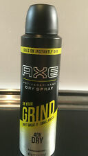 AXE Antiperspirant DRY SPRAY On Your Grind DON'T SWEAT IT - 48 HR - 3.8 OZ
