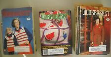 The Workbasket ~ 1968 - 1983 (Mostly 1970s) ~ 45 Issues ~ Crafts ~ Free Shipping