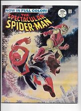 The Spectacular Spider-Man #2 November 1968 color magazine sized
