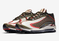 NIKE AIR MAX DELUXE MENS TRAINERS AJ7831 300 SIZE UK 8 EUR 42.5 US 9