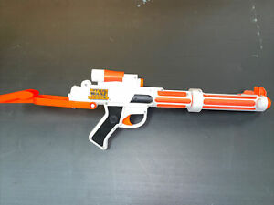 Disney Star Wars Rebels Stormtrooper Blaster Dart Gun��NERF2014 Folding Shoulder