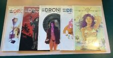 Drones 1-5 Near Mint Lot Set Run Lewis Oliveira IDW