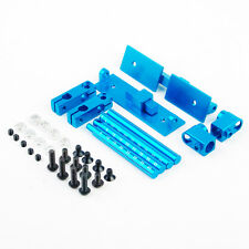 Height Adjust Part Alloy Stealth Body Stand Mount For HSP 1/10 RC Model Car Blue