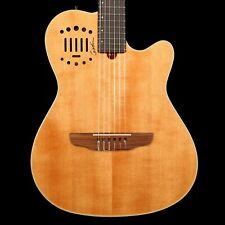 Godin MultiAc Grand Concert Duet Electric Guitar Natural