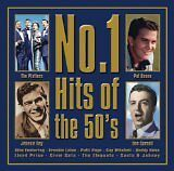 PAGE Patti, RAY Johnnie... - N°1 hits of the 50's - CD Album