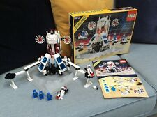 Lego 6972 vintage Polaris 1 Space Lab. Classic Space set from 1987. Boxed.